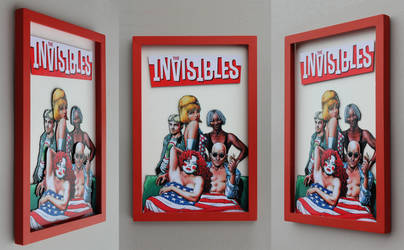 Shadowbox - The Invisibles