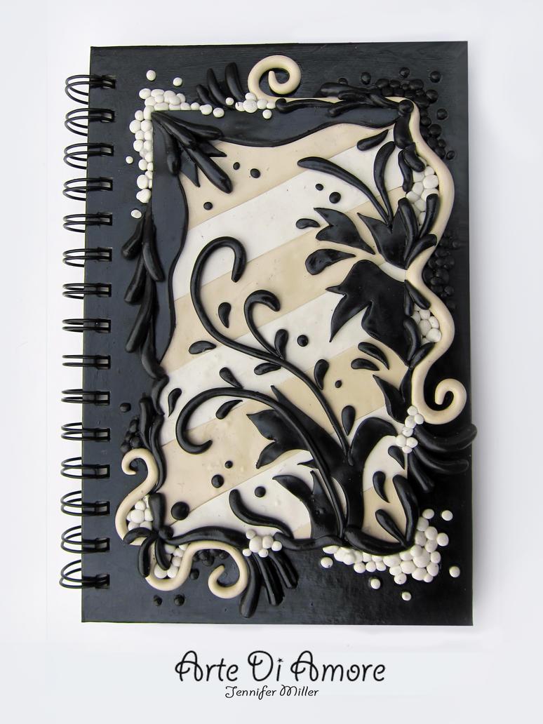Black Journal by ArteDiAmore