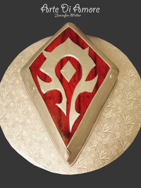 Horde Symbol by ArteDiAmore