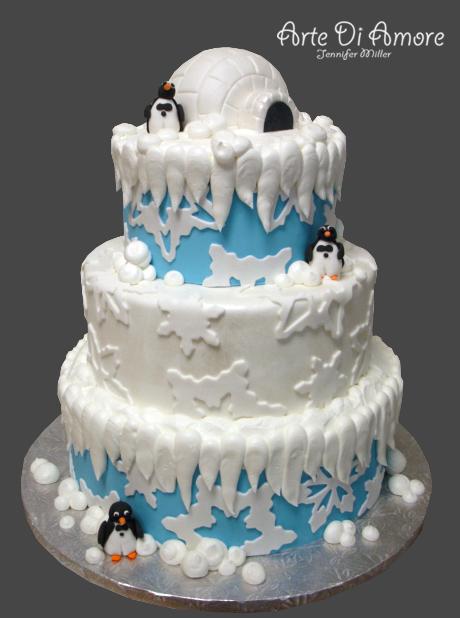 WINTER CAKE IDEAS u0026 INSPIRATIONS & Southern Blue Celebrations: WINTER CAKE IDEAS u0026 INSPIRATIONS