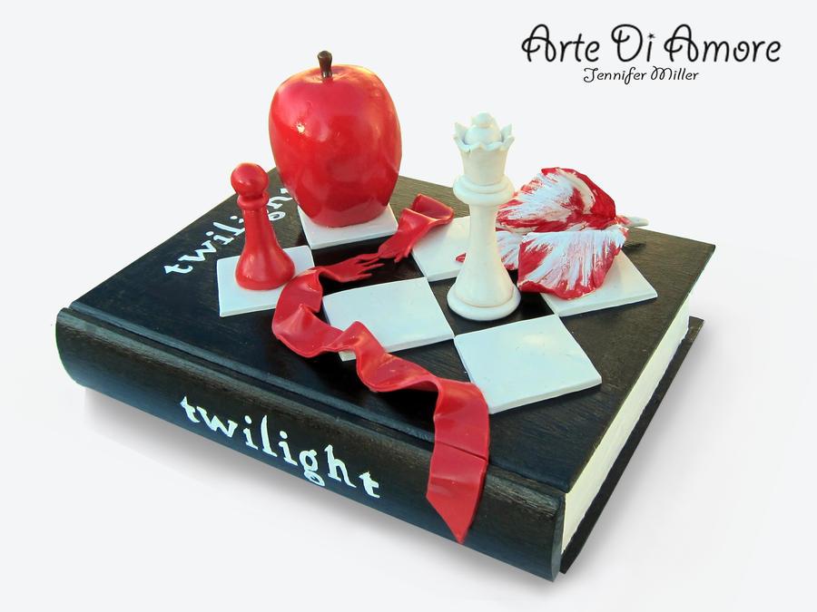 Twilight Jewelry Box by ArteDiAmore on DeviantArt