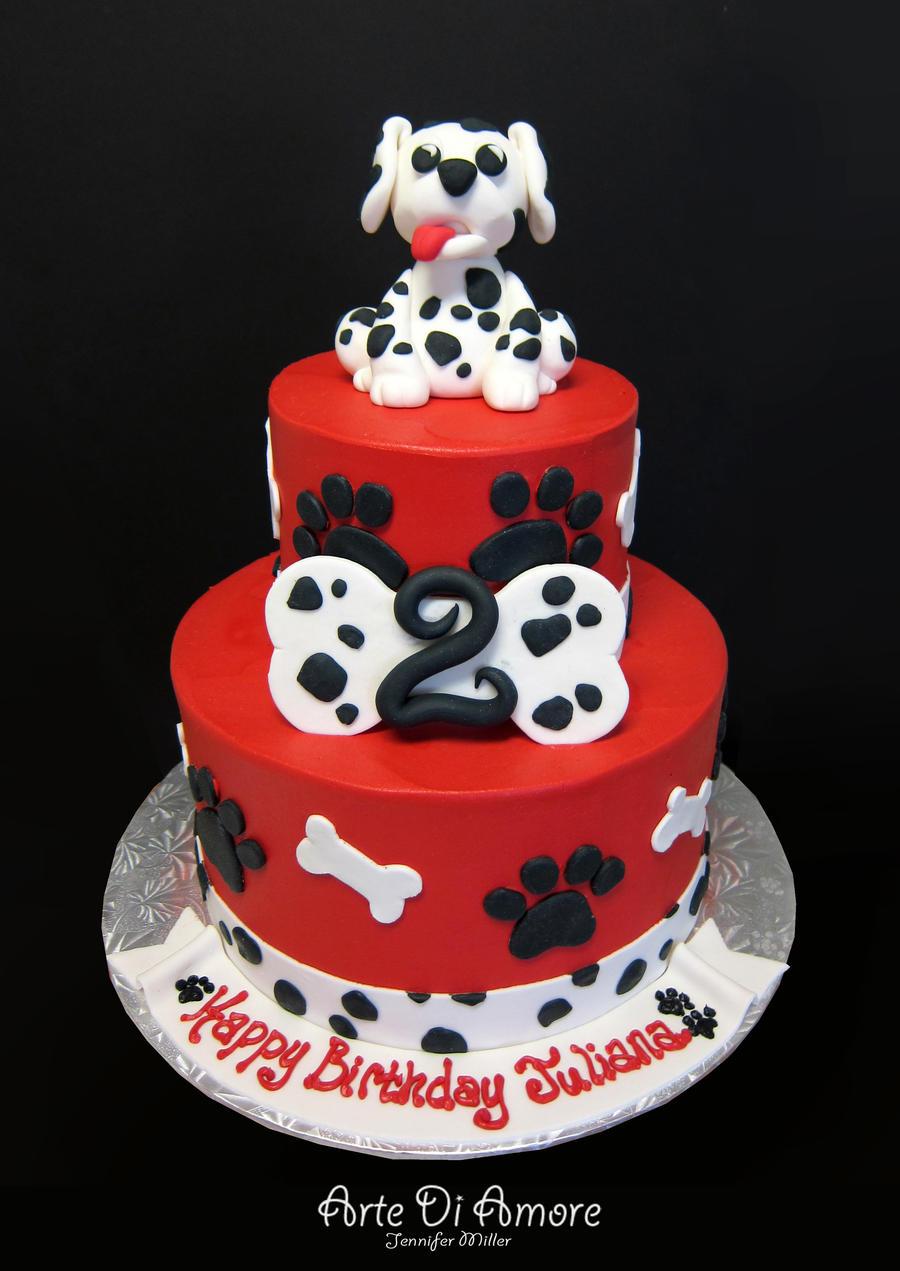 Dalmatians Cake Designs