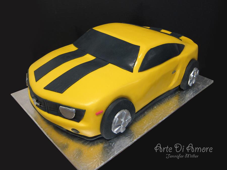 How To Make A D Transformer Cake