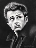 James Dean by ArteDiAmore