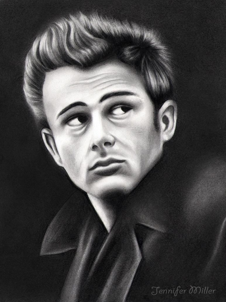 James Dean by ArteDiAmore