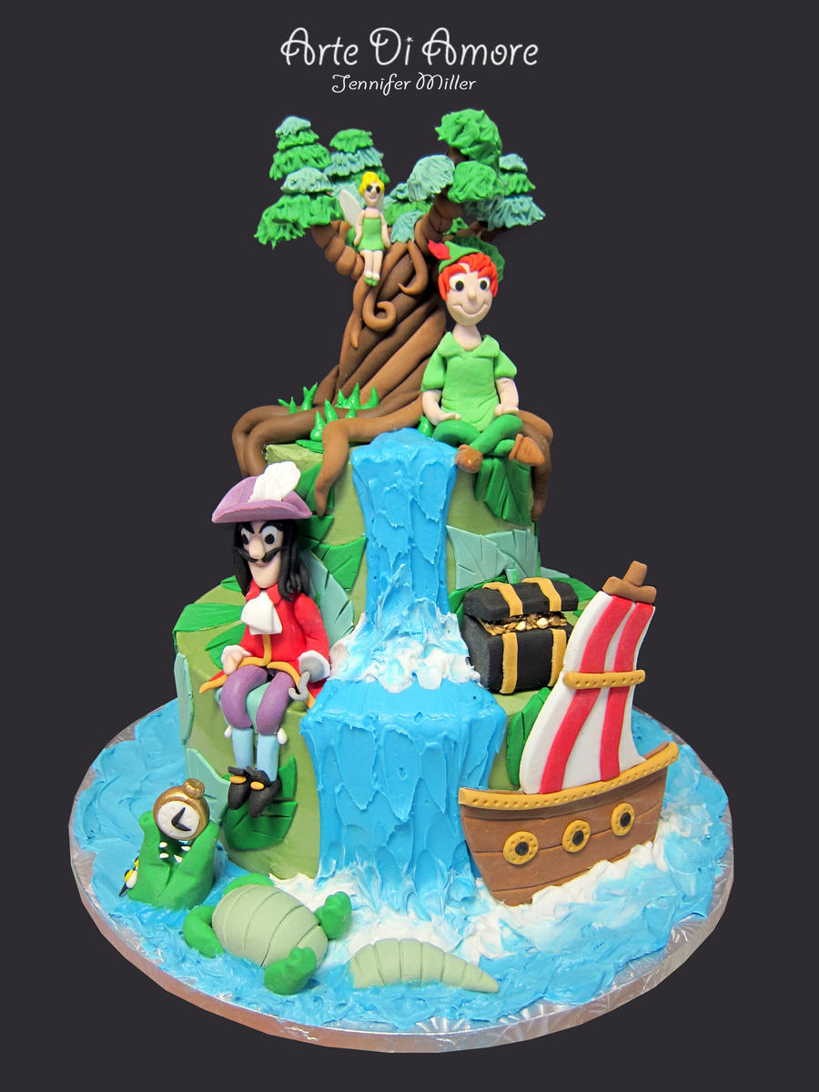 Peter Pan by ArteDiAmore
