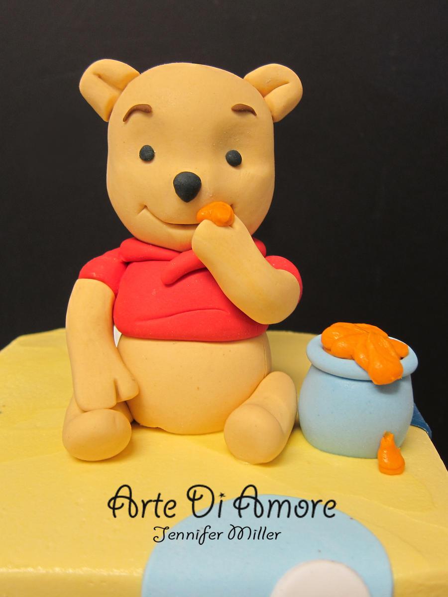 Winnie the Pooh by ArteDiAmore