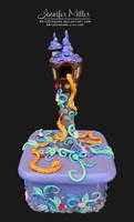 Rapunzel Jewelry Box