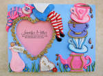 Alice in Wonderland Frame