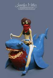 Sharkquestrian 2