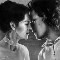 Outlander - Claire and Jamie