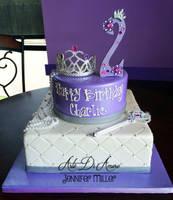 Princess Sofia Cake Topper