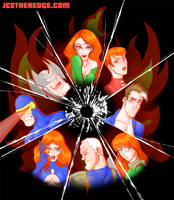 Shattered Family by ANTI-HEROES