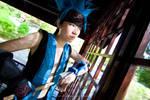 Shaman King - Usui Horokeu