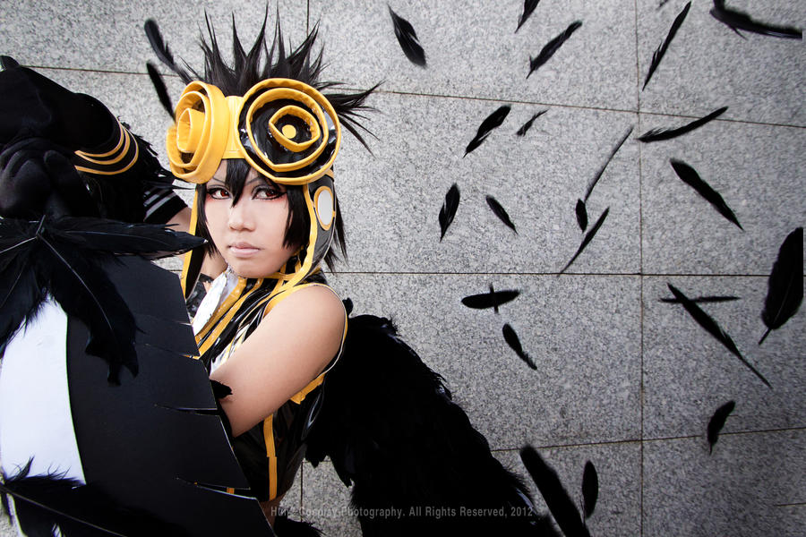 Bakuman - Crow by hoojv