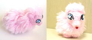 Fluffle Puff Pony Crochet Amigurumi (free pattern)