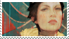 Cassandra Pentaghast Romance (Tarot Card) Stamp by PrinceDahlia