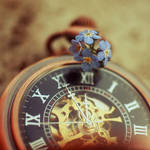 tick tock forget me not.