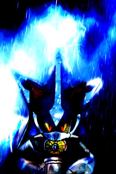 SONIC HEROES: [NEO] METAL SONIC by Phoenaxis