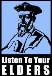 Listen to you ELDERS