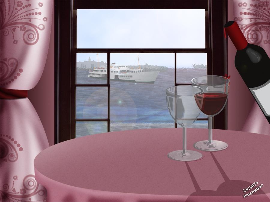 Şarap Kadehleri (Yeni)