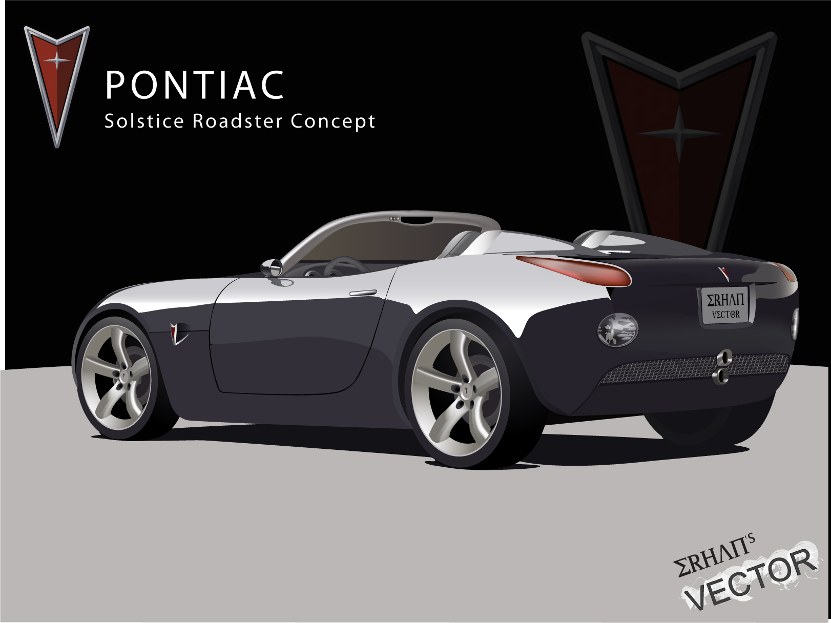 Pontiac Solstice Roadster Consept