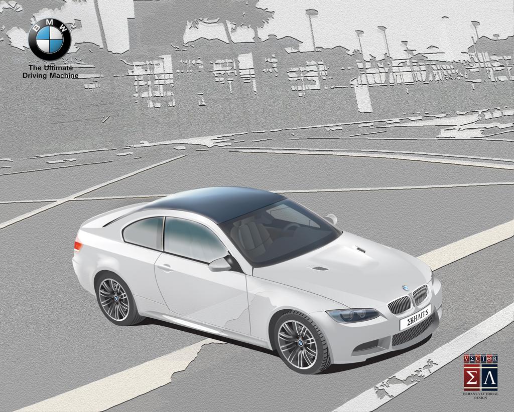 BMW (Vektör) - 02