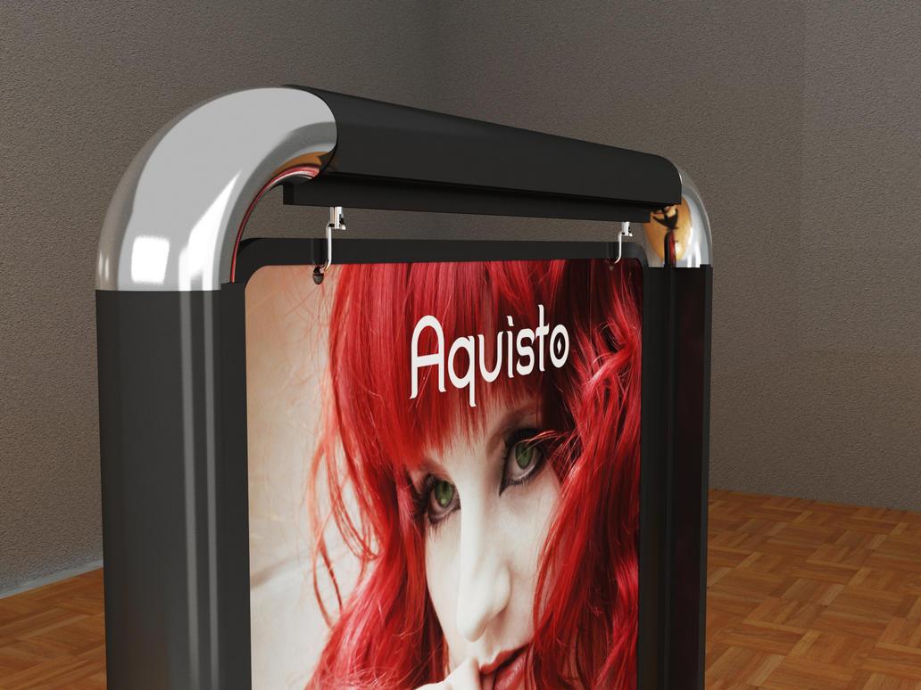 Aquisto - 3D Stand Modeli