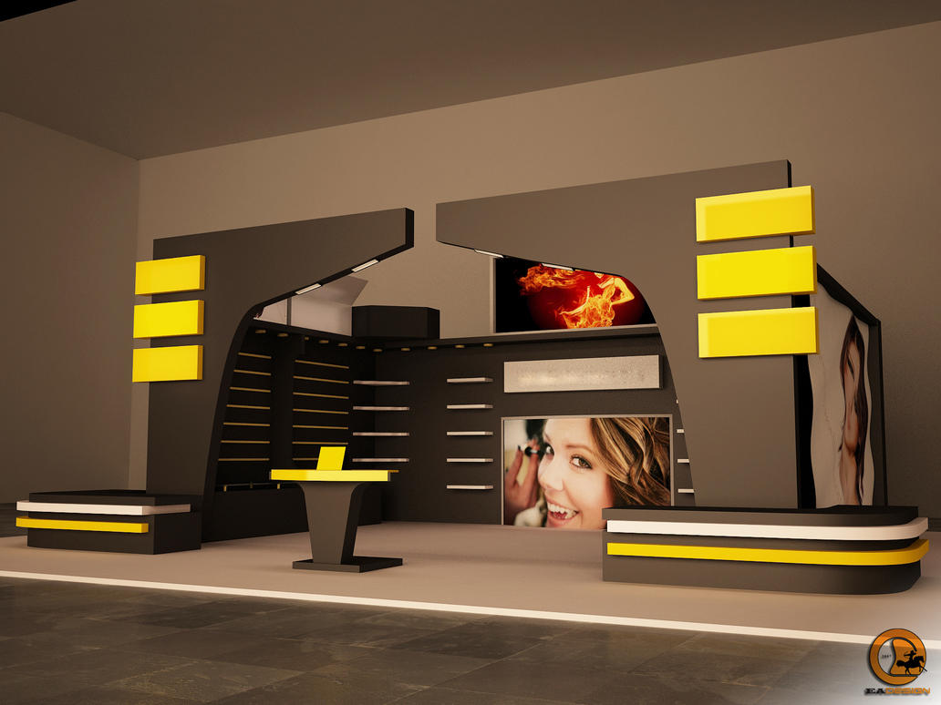 Exhibition Stand Etiquette : Fair stand black by imperatore on deviantart