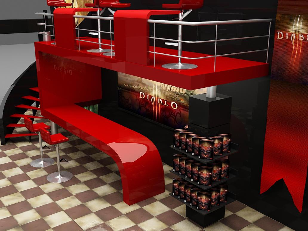 Diablo iii fair stand design 2 by imperatore34 on deviantart - Design fair ...