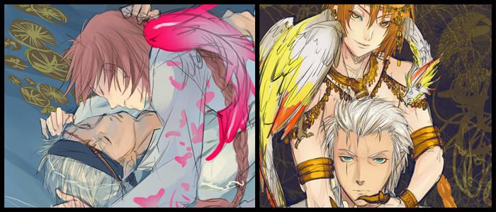 Dragonlords - Artbook Crowdfunding by shuu-washuu