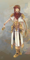 character design: Nier