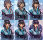 Step by Step: Ayeka