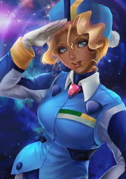 Mihoshi of Galaxy Police
