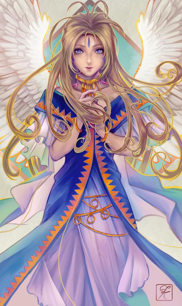Oh! My Goddess! by shuu-washuu