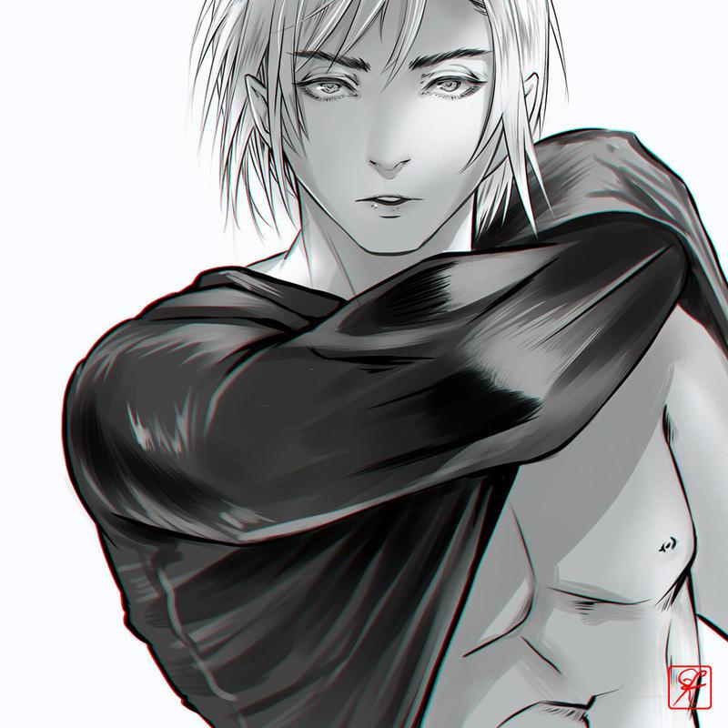 K'ren V by shuu-washuu
