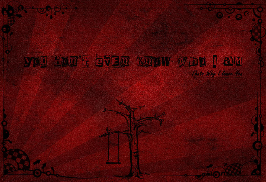 You don't know by Lunet