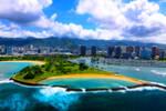 Magic Island, Hawaii
