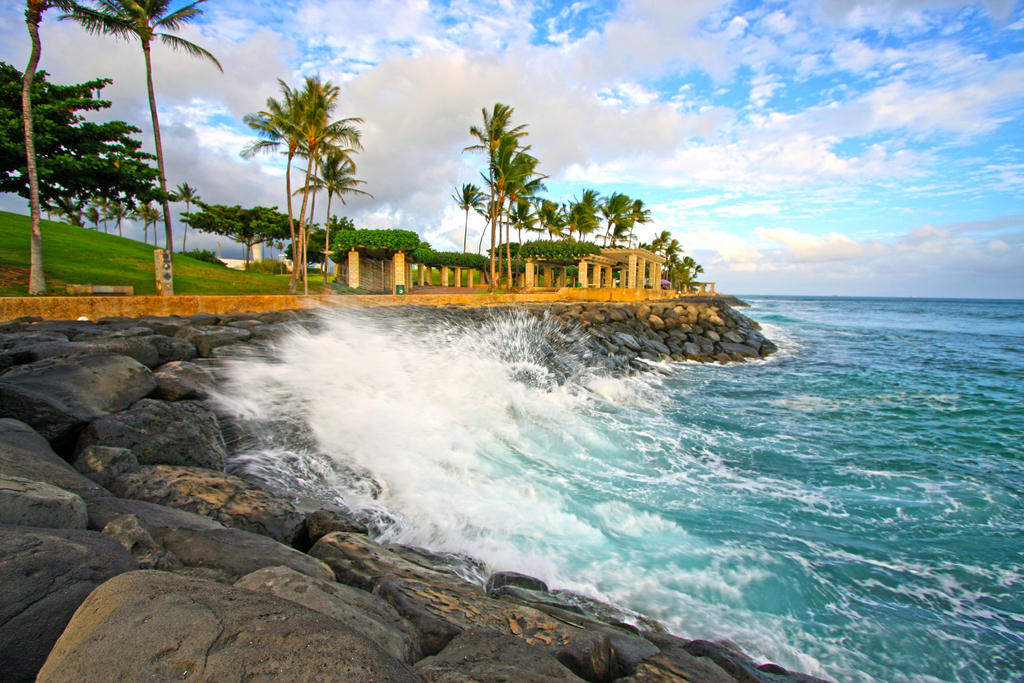 Splash of Hawaii