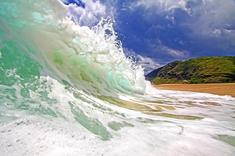 Hawaiian Elements by manaphoto