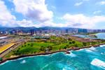 Aerial View Hawaii