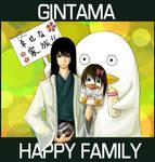 Gintama: Zura's Happy Family