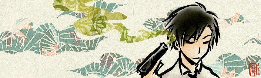POMOLAND: Smoking Gun Origami by kirui