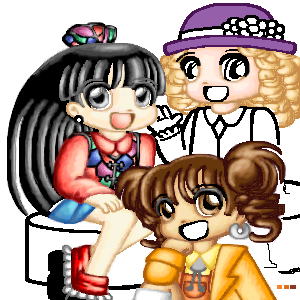 Unfinished Puzzle Place Girls By Bakerchemi On Deviantart