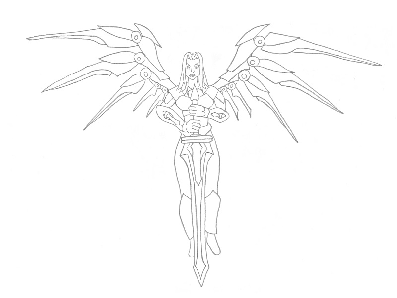 kayles wings are now - photo #40