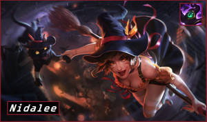 Bewitching Nidalee Fan