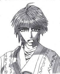 Genio Sanzo...Suiyuki Reload by inugirl33