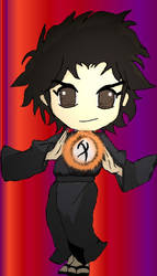 Chibi Yukiatsu Ryudou by inugirl33