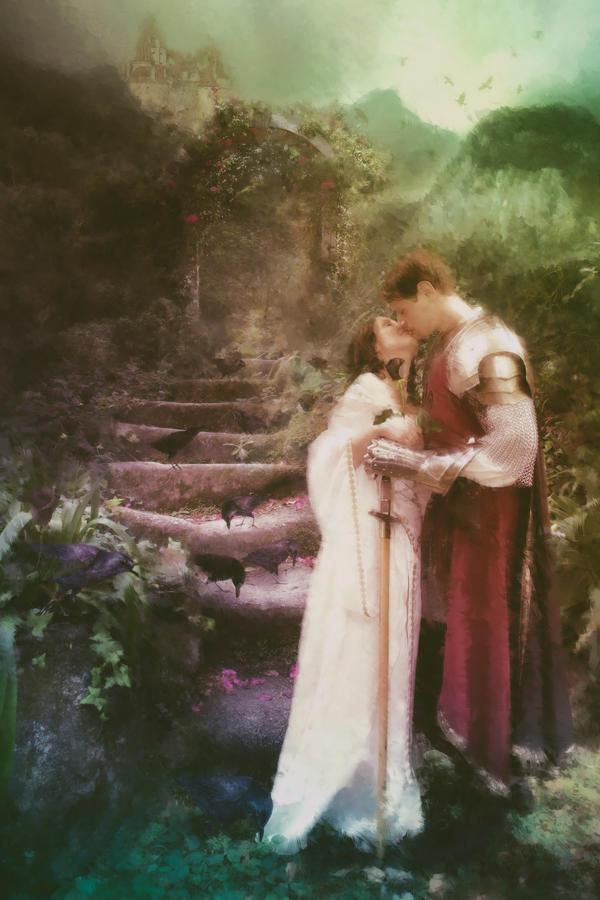 Garden of the Black Rose by TheologianoftheGash
