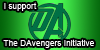 DAvengers - Stamp by FallenAngelGM